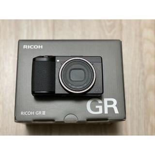 RICOH - 【美品】RICOH GR III(GR3) 必須アクセサリ付き