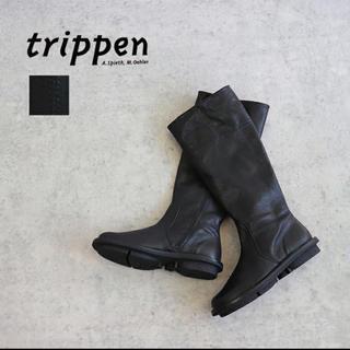 trippen - trippen Nordic ノルディック 36 ロングブーツ