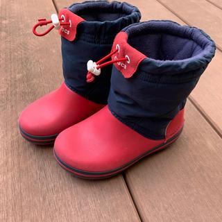 crocs - クロックス冬用長靴