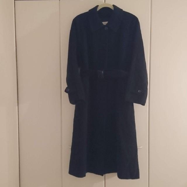Lochie(ロキエ)のㅤシ ン プル ロ ン グコ ー ト レディースのジャケット/アウター(ロングコート)の商品写真