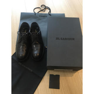 Jil Sander - ジルサンダー ビジネスシューズ 革靴 レースアップシューズ ドレスシューズ