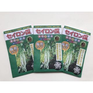 セイロン瓜 へび瓜 パトーラの種 糖尿病に①(野菜)