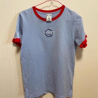 エックスガール(X-girl)のxgirl リンガーT(Tシャツ/カットソー(半袖/袖なし))