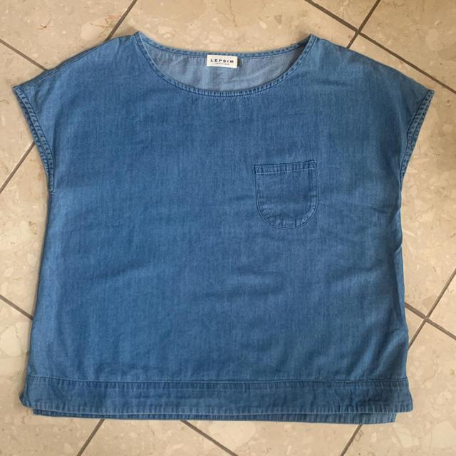LEPSIM(レプシィム)のLEPSIM Tシャツ レディースのトップス(Tシャツ(半袖/袖なし))の商品写真