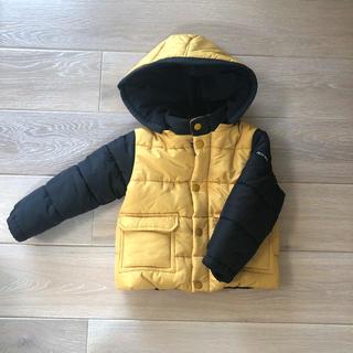プティマイン(petit main)のプティマイン ダウンジャケット 100サイズ(ジャケット/上着)