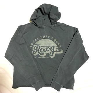 Roxy - クロップド丈 スウェット パーカー NEW ROXY 70'S HOODIE