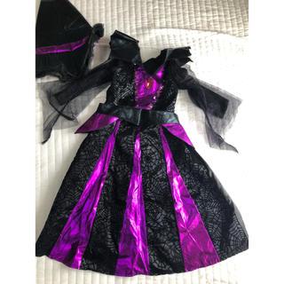 コストコ(コストコ)のハロウィン 魔女 キッズ 100 3-4歳 コスチューム(衣装)