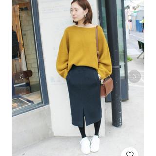 IENA SLOBE - タイトスカート タグ付き