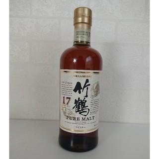 アサヒ(アサヒ)の竹鶴17年 700ml 1本(ウイスキー)