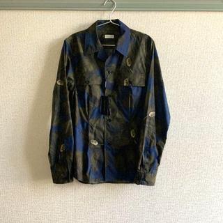 DRIES VAN NOTEN - DRIES VAN NOTEN floral shirts【新品・未使用】