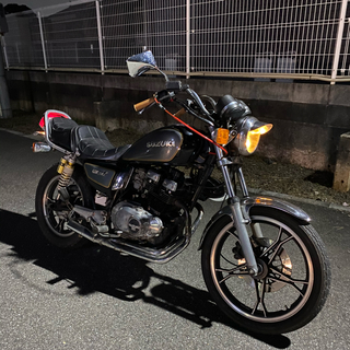 スズキ - GSX250L アメザリ 吸い込み