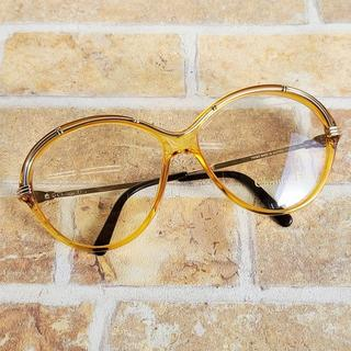 クリスチャンディオール(Christian Dior)のディオール ☆ ヴィンテージ セルフレーム サングラス べっ甲系カラー 2251(サングラス/メガネ)