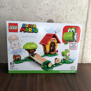 Lego - レゴマリオ LEGO 71367ヨッシーとマリオハウス