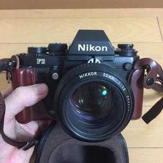 Nikon - Nikon F3 nikkor 50mm f1.2