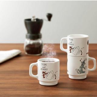 タリーズコーヒー(TULLY'S COFFEE)のトムとジェリー タリーズコーヒー コラボ カップ(グラス/カップ)