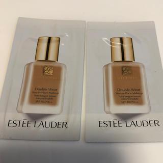 Estee Lauder - エスティローダー ファンデーションサンプル