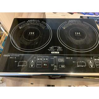 ヤマゼン(山善)のYamazen IHW-S1460G(B)(調理機器)