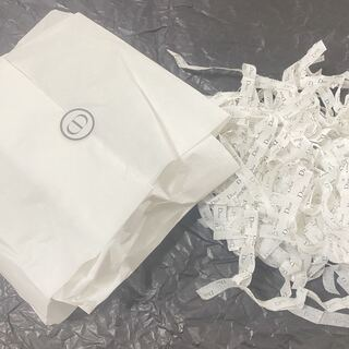 クリスチャンディオール(Christian Dior)のDior ディオール 美品 ギフトボックス 大 メッセージカード 封筒付き♡(ショップ袋)