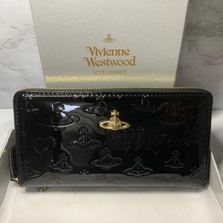 Vivienne Westwood - 【フォロー割10%】 ヴィヴィアンウエストウッド エナメル ブラック