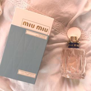 ミュウミュウ(miumiu)のmiumiu ミュウミュウ ロー ロゼ オードトワレ 100ml 香水(香水(女性用))