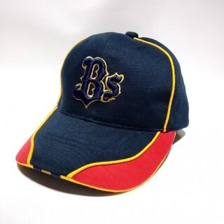 オリックスバファローズ(オリックス・バファローズ)のプロ野球 オリックス キャップ 帽子 野球帽(応援グッズ)