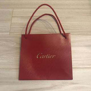 カルティエ(Cartier)のカルティエ ショップ袋(ショップ袋)