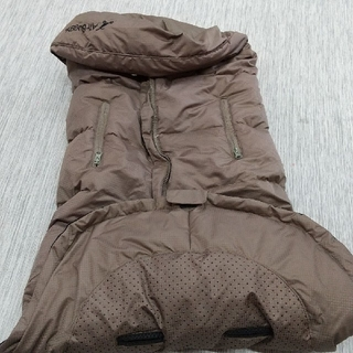 AIRBUGGY - エアーバギー ベビーカー防寒 フットカバー