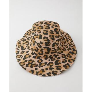 マウジー(moussy)のmoussy(帽子)(ハット)