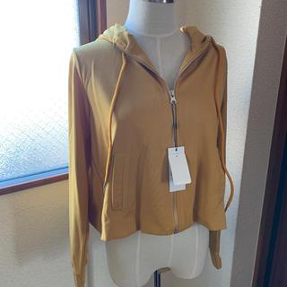 スコットクラブ(SCOT CLUB)の新品B ouchonスコットクラブ裾バルーン裏メッシュパーカー定価13800(パーカー)