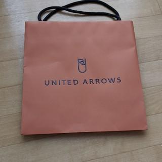 ユナイテッドアローズ(UNITED ARROWS)のUNITED(ショップ袋)