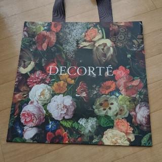コスメデコルテ(COSME DECORTE)のデコルテ(ショップ袋)