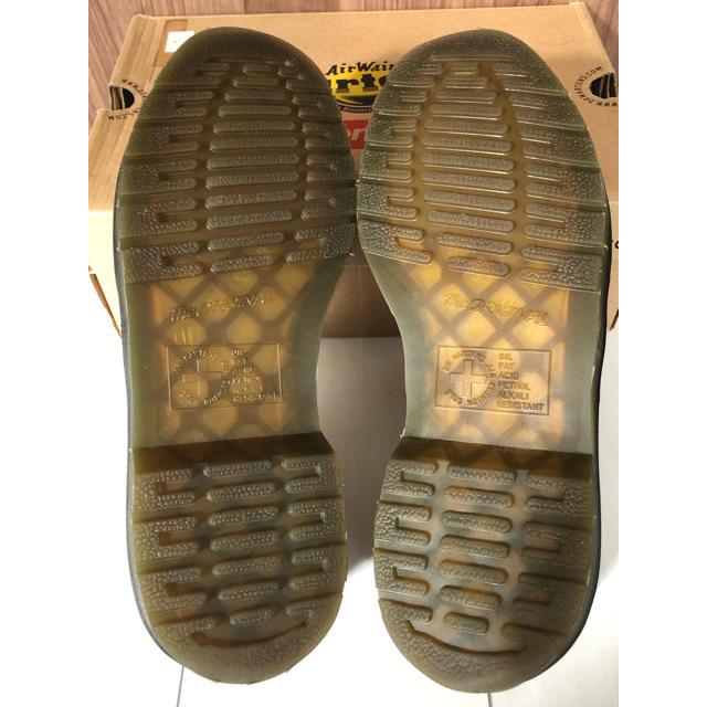 UNDERCOVER(アンダーカバー)の本日最終 アンダーカバー×シュプリーム×ドクターマーチン 3ホール メンズの靴/シューズ(ドレス/ビジネス)の商品写真