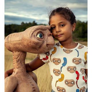 ボボチョース(bobo chose)のMini Rodini E.T. Phone Tシャツ 104-110(Tシャツ/カットソー)