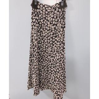 LOWRYS FARM - ローリーズファーム 小花柄ロングスカート ◎フリーサイズ