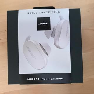 BOSE - BOSE quietcomfort earbuds ノイズキャンセリングイヤホン