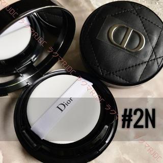 Dior - 【新品箱なし】2N ディオールスキン フォーエヴァークッション 2020年新製品