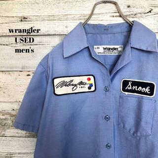 ラングラー(Wrangler)の2点まとめ wrangler メンズ 半袖シャツ made in USA(シャツ)