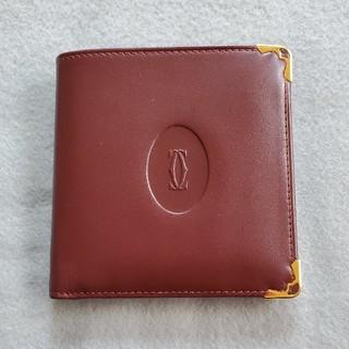 Cartier - Cartierメンズ2つ折り財布