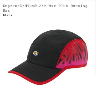 シュプリーム(Supreme)のsupreme NIKE air max plus running hat (キャップ)