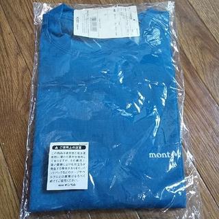 モンベル(mont bell)のモンベル Tシャツ メンズ ブルーサファイア(Tシャツ/カットソー(半袖/袖なし))