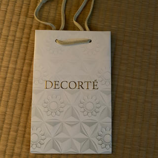 コスメデコルテ(COSME DECORTE)のコスメデコルテショッパー(ショップ袋)