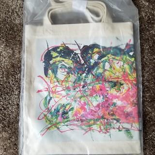 アラシ(嵐)の嵐大野智さん個展 フリースタイル2020 トートバッグ(アイドルグッズ)