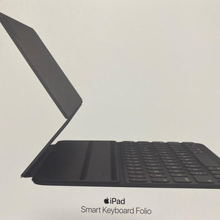 Apple - iPad smartkeyboard folio