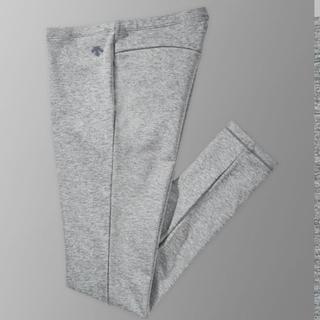 DESCENTE - 【新品未使用】定価12100円!!デサント  ゴルフ レギンス グレー