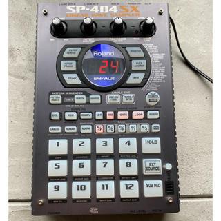 ローランド(Roland)の【ALVAさん専用】Roland SP-404SX コンパクトサンプラー(DJエフェクター)