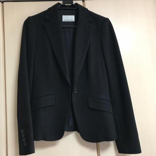 エムプルミエ(M-premier)のMプルミエ ブラックジャケット(テーラードジャケット)