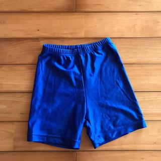 プーマ(PUMA)の【再値下げ】PUMA インナーハーフパンツ 130サイズ ブルー(ウェア)