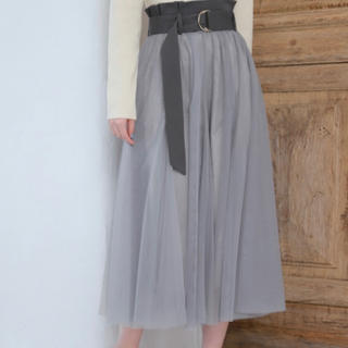 mysty woman - 【mysty woman】チュールボリュームスカート