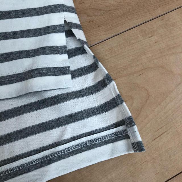 LUCA(ルカ)のレディラックルカ購入 ボーダーロングTee レディースのトップス(Tシャツ(長袖/七分))の商品写真