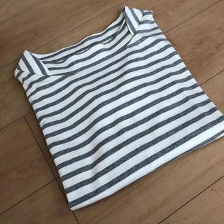 ルカ(LUCA)のレディラックルカ購入 ボーダーロングTee(Tシャツ(長袖/七分))